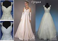 """Свадебное платье модель """"Греция"""""""