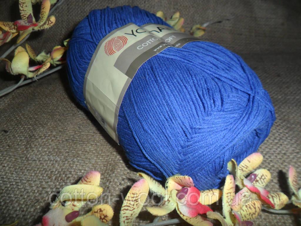 Yarnart Cotton Soft (Ярнарт Коттон Софт) 47