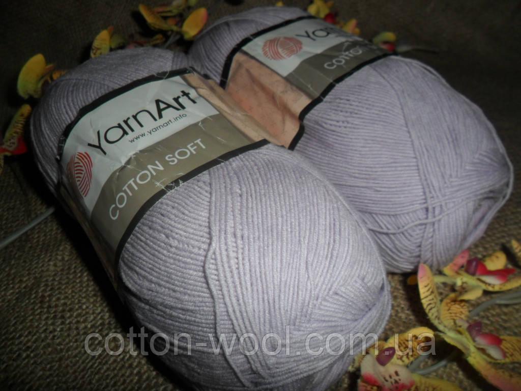 Yarnart Cotton Soft (Ярнарт Коттон Софт) 19