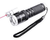 Подствольный фонарь + лазер Police BL-Q9846 30000W