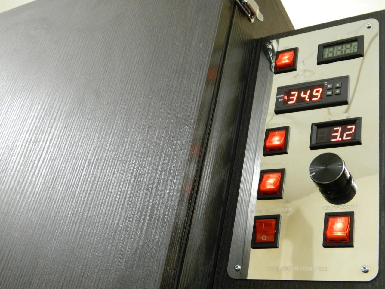 Электростатическая коптильня холодного и горячего копчения с сушкой продуктов питания двухуровневая COSMOGEN  - Сosmogen в Николаеве