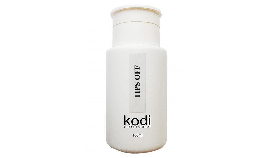Kodi Tips Off (жидкость для снятия искусственных ногтей и гель-лака) 250 мл