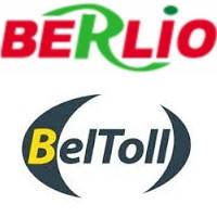 Оплата дорог BelToll в Беларуси по карте Berlio