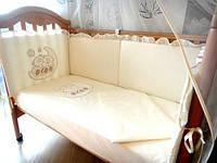 Детские наборы в кроватку для младенцев