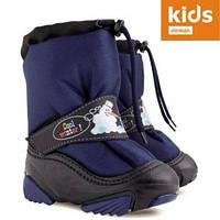 DEMAR зимние сапоги для детей SNOWMEN