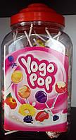 Чупа чупс Yogo Pop Chupa Chups (вкус фрукты с йогуртом)