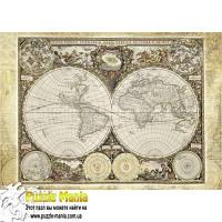 Пазл Schmidt - Старинная карта (Historical Map of The World)
