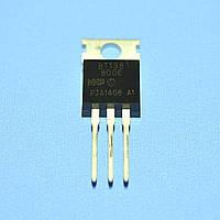 Симистор BT138-800E  TO-220  NXP/China