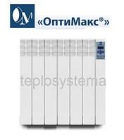 Электрический радиатор (электрорадиатор) «ОптиМакс®» - 6 секции -  720 Вт
