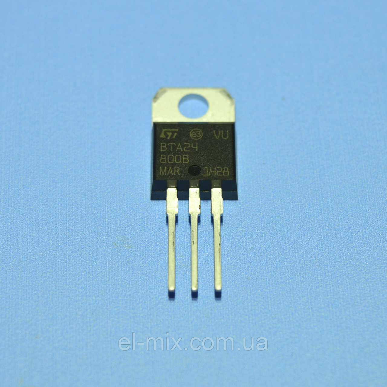 Симистор BTA24-800B  TO-220  STM/China