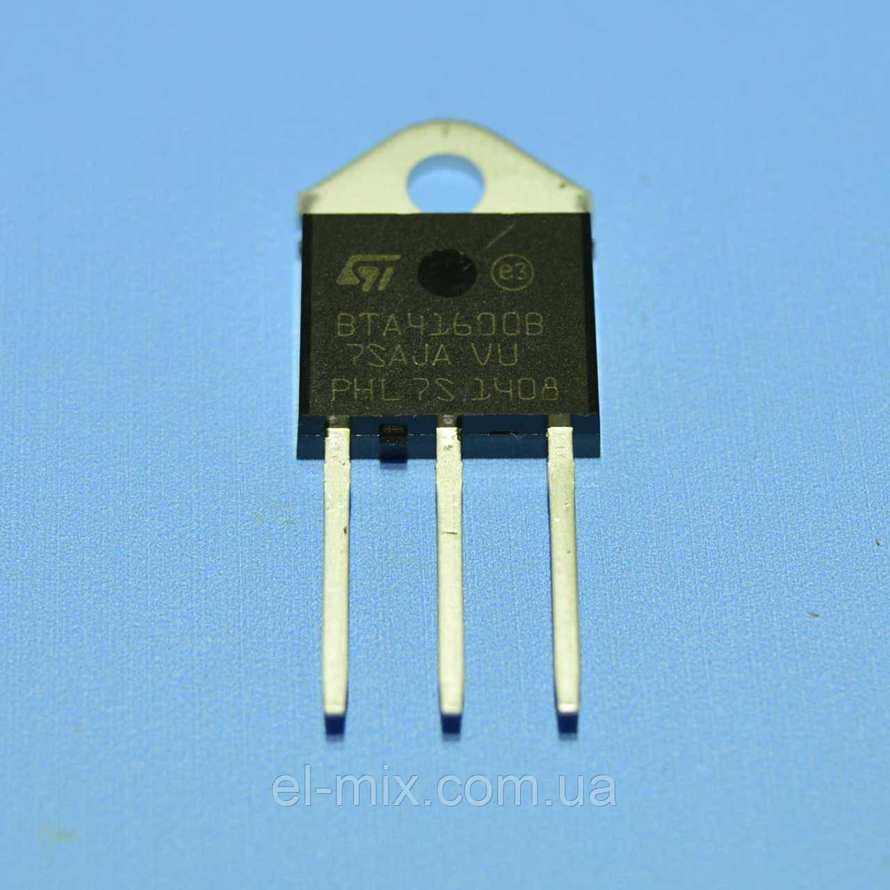 Симистор BTA41-600B  TO-220  STM/China