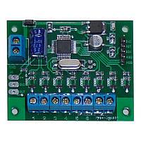 Плата контроллера светодинамических эффектов 8 каналов