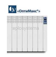 Электрический радиатор (электрорадиатор) «ОптиМакс®» - 8 секции -  960 Вт