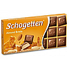 Молочный шоколад Schogetten Almond Brittle ,100 г