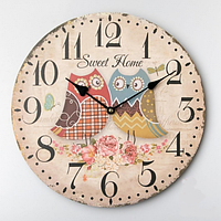 Настенные часы кварцевые (34 см.)