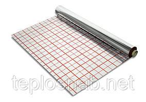 Фольга для теплого пола 50 м2 (45 микрон)