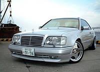 Решетка радиатора тюнинг Mercedes W124 E-KLASA 1993-1995 г.в. в стиле Авангард