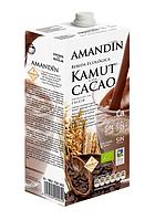 ВЕГА молоко камутовое с какао BIO 1 л Amandin