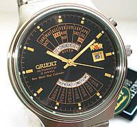 Механические наручные часы Orient Automatic Multiyear- 6 вариантов
