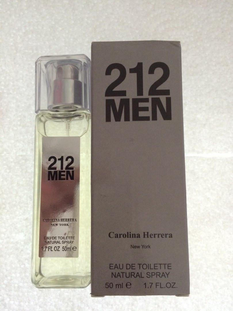 Туалетная вода Carolina Herrera 212 men