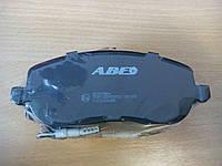 Тормозные колодки передние Expert / Scudo / Jumpy 04-06 R15 ABE C1C043ABE
