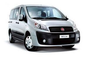 Peugeot Expert / Fiat Scudo / Citroen Jumpy