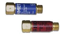 Клапан обратный огнепрегрдительный «ДОНМЕТ» ОБК М16х1,5 кислородный, фото 1