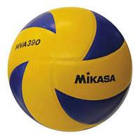 Мяч волейбольный Mikasa (MVA390)