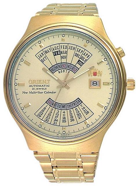 ... Механические наручные часы Orient Automatic Multiyear- 2 варианта, ... ef68875f495