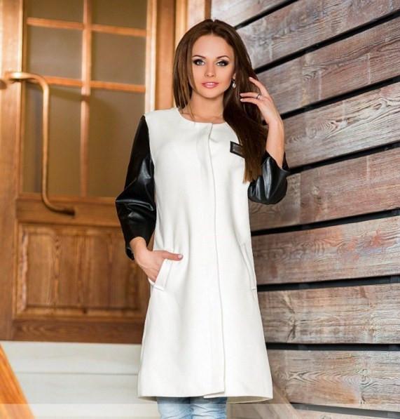 4327f515bfb Молодежное женское пальто весна осень  продажа