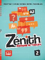 Zenith 2 Livre De L'eleve & DVD-ROM