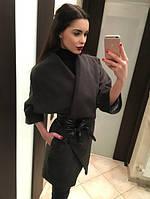 Пальто женское кашемировое 9399, фото 1