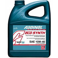 Полусинтетическое моторное масло Addinol 10w40 Eco synth