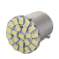 Светодиодная лампа цоколь T15, P21W (1156 BA15s) 22-SMD 1206 2Вт, 24В