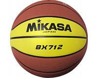 Мяч баскетбольный Mikasa (BX712), фото 1