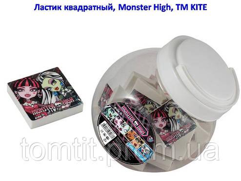 """Ластик квадратный """"Monster High"""", фото 2"""
