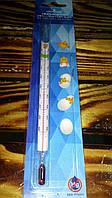 Термометр інкубаторний спиртовий