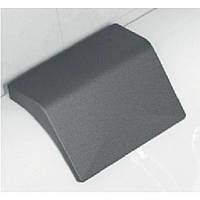 KOLO подголовник  для ванны  серый Clarissa 25х20 (SP006)