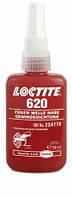 Loctite 620 термостойкий высокопрочный вал-втулочный фиксатор (50мл)