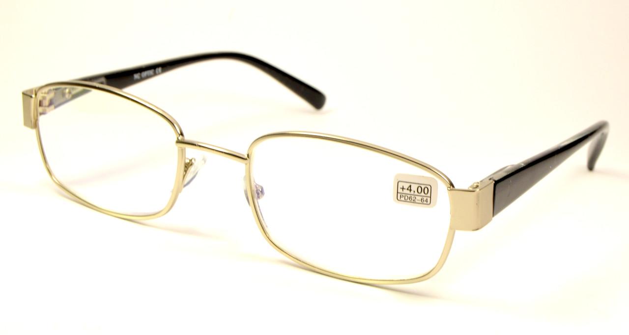 Очки в металле оптом (1037)