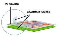 Сотовый поликарбонат прозрачный 10 мм SUNNEX