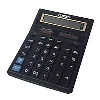 Полу-инженерный калькулятор большой на солнечной батарее и от батареек, фото 1