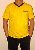 Стильная мужская футболка  большого размера