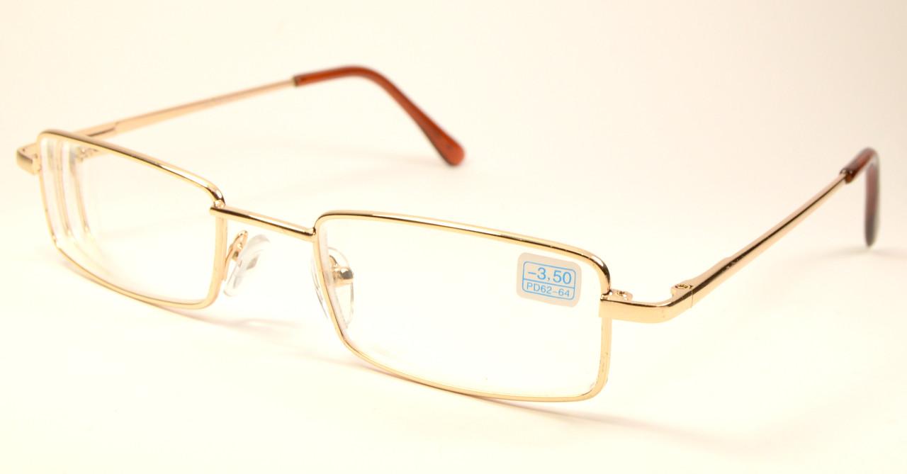 Очки для зрения в металле (1002В С01)