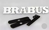 Эмблема решетки радиатора Mercedes Brabus, фото 1