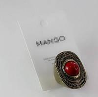 Стильное женское кольцо MANGO