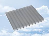 Сотовый поликарбонат прозрачный 8 мм SUNNEX