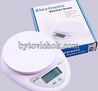 Кухонные электронные весы WH-B05
