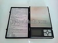 ЮВЕЛИРНЫЕ ВЕСЫ Notebook (0.5KG/00,1)