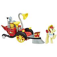"""My Little Pony Игровой набор """"Скоростная соковыжималка"""" и пони Флим, B2212"""